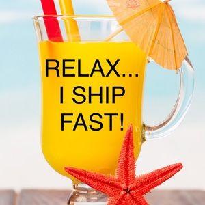 I SHIP FAST! 📦